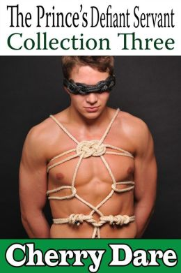 The Prince's Defiant Servant, Collection Three (Gay BDSM Erotic Romance)