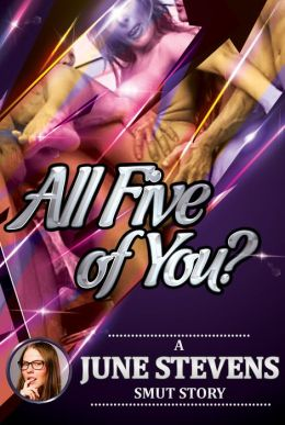 All Five of You? A Paranormal Rough and Reluctant Gang Bang Short