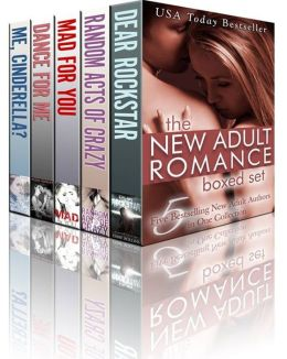 New Adult Romance Box Set (Romance Anthology)