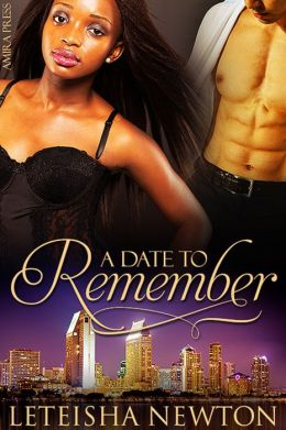 A Date to Remember [Interracial Erotic Romance]