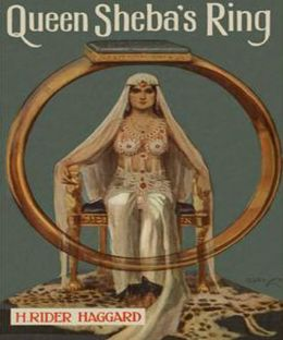Queen Shebas Ring