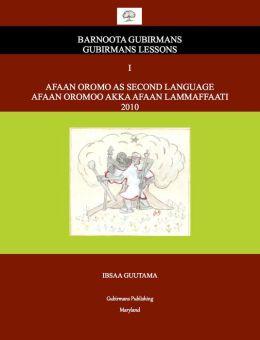 Afaan Oromo As Second Language