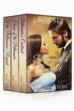 Billionaire's Contract Box Set