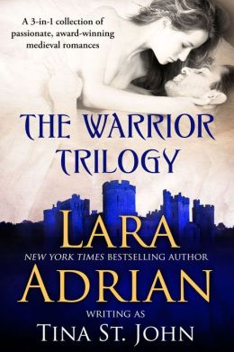 Warrior Trilogy (A 3-in-1 collection of passionate, award-winning historical romances)