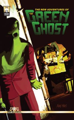 The New Adventures of the Green Ghost