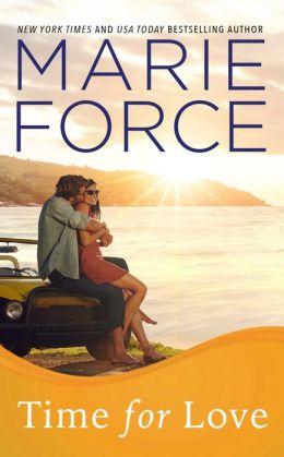 Time for Love, McCarthys of Gansett Island, Book 9