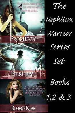 The Nephilim Warrior Series set, Books 1,2 & 3