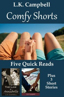 Comfy Shorts - Five Quick Reads
