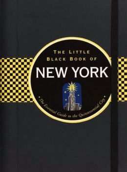 The Little Black Book of New York, 2014 edition