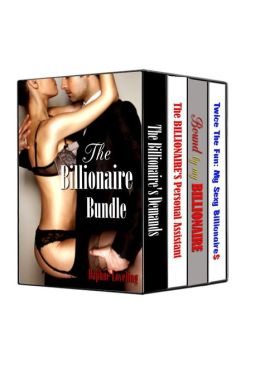 The Billionaire Bundle (Four Erotic Tales of Curvy Beauties and the Alpha Males Who Want Them)
