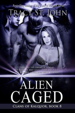 Alien Caged