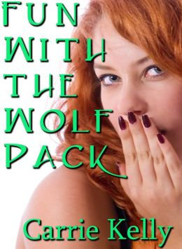 Fun With The Wolf Pack (bbw, werewolf gang bang)