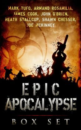 Epic Apocalypse: Apocalyptic Horror Boxed Set: 6+ Book Bundle