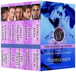 Bodyguards Boxed Set (Favorite Romance Themes)