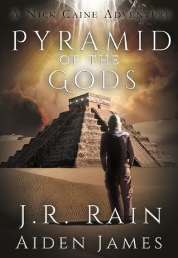 Pyramid of the Gods (Nick Caine #3)