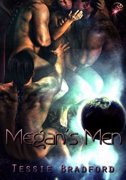 Megan's Men (Fated Mates of Mesta Series #1) by Tessie Bradford