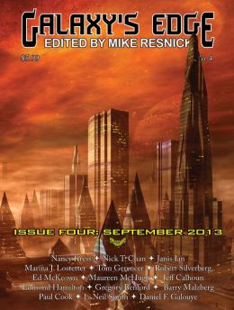 Galaxy's Edge Magazine: Issue 4, September 2013