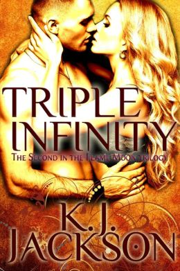 Triple Infinity (A Flame Moon Novel: Volume 2)