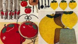 Apples and Lemons – Kitchen Rugs, Stool Covers and Potholders to Crochet