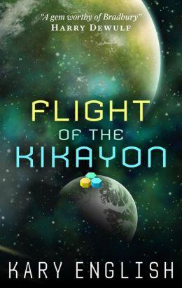 Flight of the Kikayon: A Sci-fi Novelette