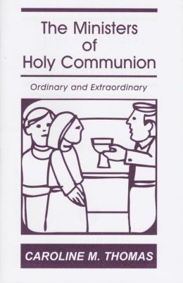 Ministers of Holy Communion