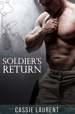 The Soldier's Return (Curvy Girls, BBW Erotic Romance)