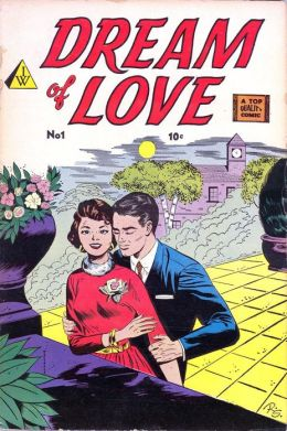 Dream of Love Number 1 Love Comic Book