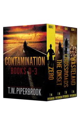 Contamination Boxed Set Books 0-3 - T. W. Piperbrook