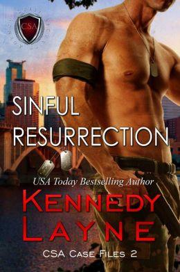 Sinful Resurrection (CSA Case Files 2)