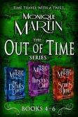 Book Cover Image. Title: Out of Time Series Box Set II (Books 4-6), Author: Monique Martin