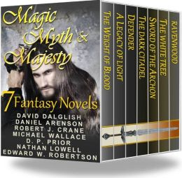 Magic, Myth & Majesty: 7 Fantasy Novels