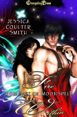 Fire Within (Romance in Moonspell 2)