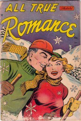 All True Romance Number 3 Love Comic Book