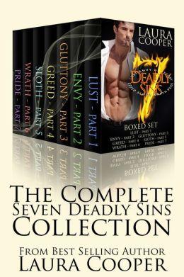 Seven Deadly Sins Complete Box Set