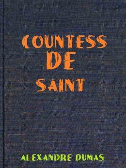 Countess de Saint-Geran