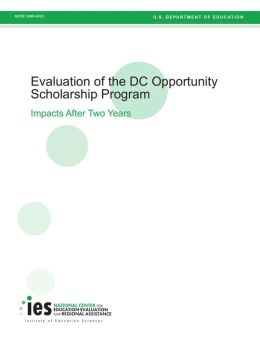 Evaluation of the DC Opportunity Scholarship Program Impacts After Two Years