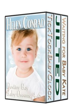 Destiny Bay Romances - Baby Dreams Boxed Set Vol 2 (Book 4 - 6)