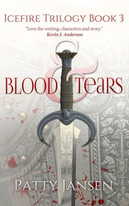 Blood & Tears (Icefire Trilogy, #3)