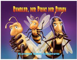 Bumbler, der Prinz der Bienen