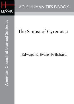 The Sanusi of Cyrenaica