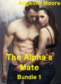 The Alpha's Mate Mega Bundle 1 (Ten BBW Paranormal Werewolf Erotic Romance Stories)