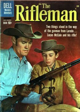 The Rifleman Number 2 Western Comic Book