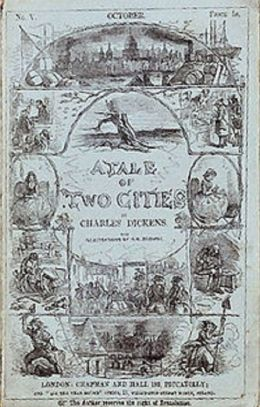 A Tale of Two Cities and Great Expectations (Illustrated)