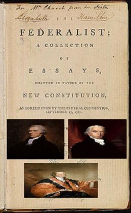 The Federalist Papers (Annotated)