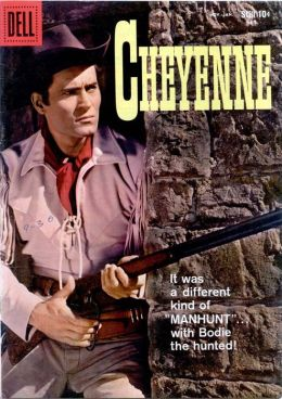 Cheyenne Number 9 Western Comic Book