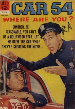 Car 54 Where Are You? Number 5 TV Comic Book