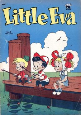Little Eva Number 8 Childrens Comic Book