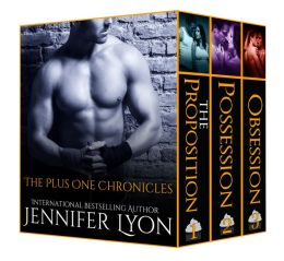 The Plus One Chronicles Boxed Set (The Complete Collection of The Proposition, Possession and Obsession)