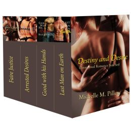 Destiny and Desire (Paranormal Romance Box Set)