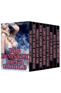 Big Beastly Mega-Bundle! A Monster Collection of 9 Interspecies Encounters
